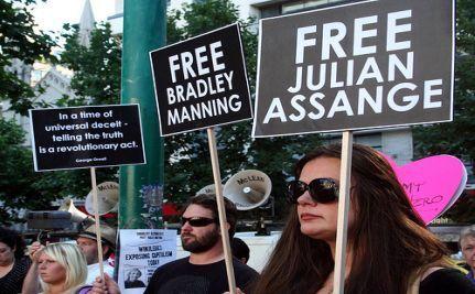Bradley Manning No Longer Held in Solitary Confinement