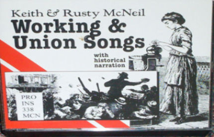 May Day Belongs to the Workers and their Songs.  Come Sing Along.