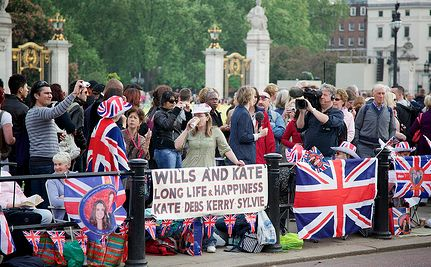 Wills and Kate Are Officially Hitched