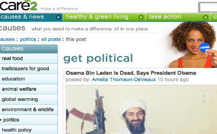 Osama Dead: Some World Leaders React