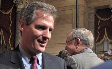 Senator Scott Brown Heading For Afghanistan