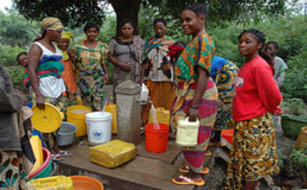 Women's Power: to Help Conserve Water