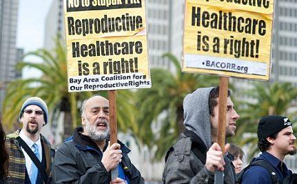Republicans Re-Introduce Forcible Rape