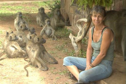 Wild Babies Turn to Bush Nanny for Help: VIDEO
