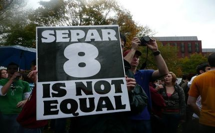 Bill Giving Prop. 8 Backers Standing to Appeal Fails