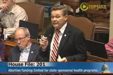 MN Rep.: Abortion Exists Because Some Men Are Perverts [VIDEO]