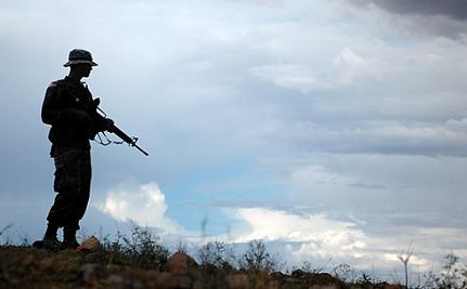 Arizona Passes Private Militia Bill