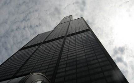 Former Sears Tower Will Generate Power With Solar Windows