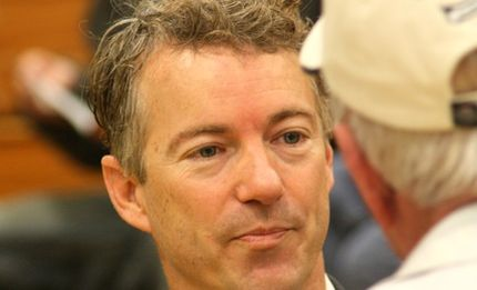 "Rand Paul: Health Care Is ""Slavery,"" And The Administration Has An ""Enemies List"""
