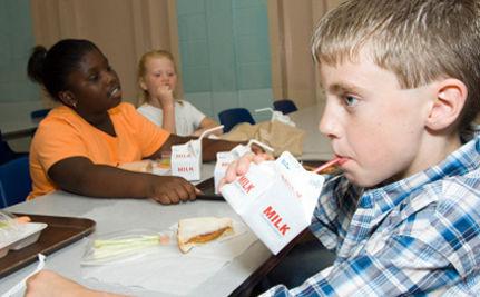Big Brother Is Watching Texas School Kids In The Lunchroom
