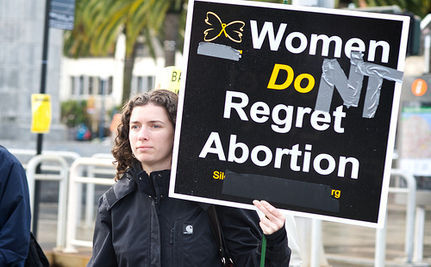 Over Thirty Anti-Abortion Laws Enacted During April
