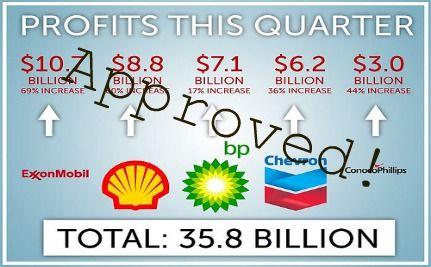Despite Deficit, Senate Votes To Continue Oil Subsidies