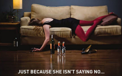 "Edgy New ""Don't Be That Guy"" Anti-Rape Campaign Launched in Ottawa"