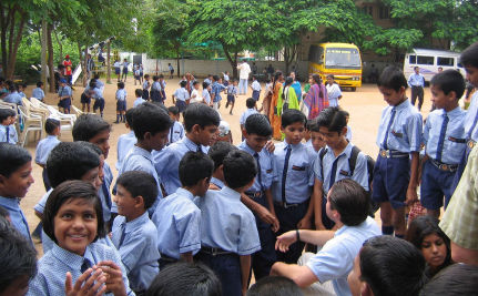 IDEX Fellowship Creating Educational Opportunities in India [VIDEO]