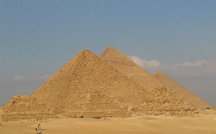 Lost & Detected: 17 Pyramids Found in Egypt Via Infrared Imaging