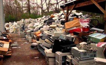 Recycling E-Waste Harms Developing Countries