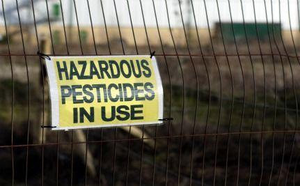USDA Stop Funding Pro-Pesticide Groups