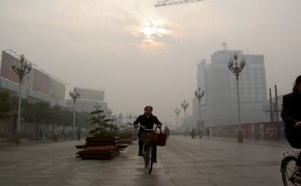 Cancer Now #1 Cause of Death in China, Coal Largely to Blame