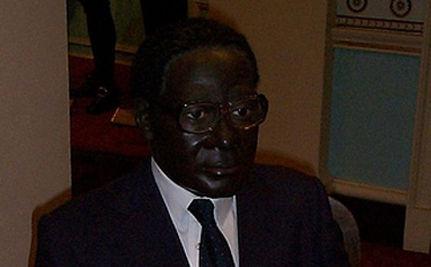 Police Sergeant In Zimbabwe Jailed For Using President Mugabe's Toilet