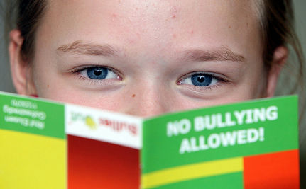Kids Say: Stop Bullying! It's Not Cool! (VIDEO)