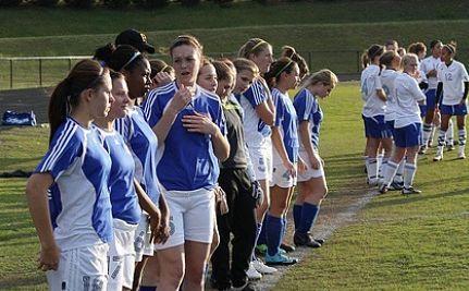 Sec. Clinton Announces Global Sports Initiative For Girls