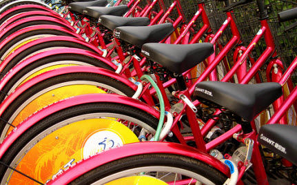 World's Biggest Bike-Share Programs