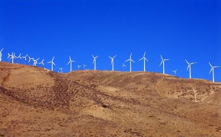 Giant California Wind Park Gets $110m Boost From Google And Citi