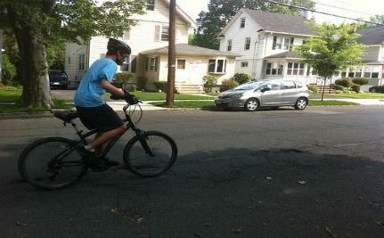Teenage Boys on Bikes: Unsafe At Every Speed?