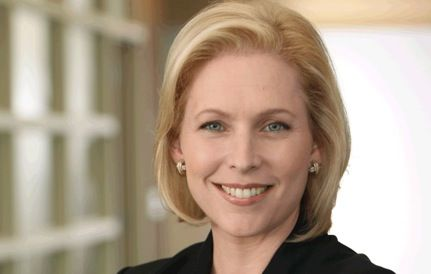 "Sen. Kirsten Gillibrand ""Too Many American Women Are Sitting On The Sidelines"""