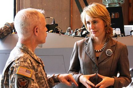 Chief of Staff Discusses Giffords' Recovery, Struggles to Communicate