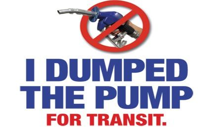 Save The Date: Thursday is National Dump the Pump Day