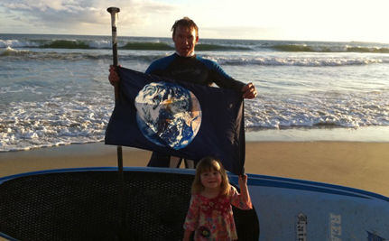 Protecting the Oceans With the Earth Fl