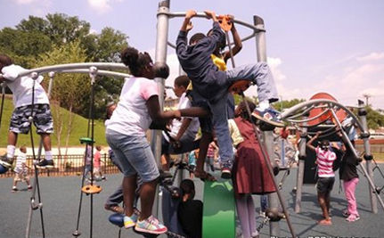 Michelle Obama To Celebrate 2000th Playground For KaBOOM!