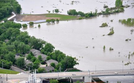 Missouri River Flooding Threatens Nuclear Power Plant