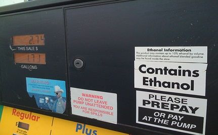 Senate Votes To End Ethanol Subsidies