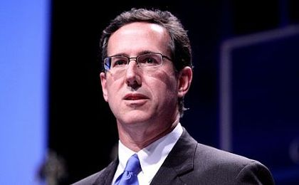 Santorum: Eric Holder Is On Mushrooms