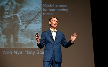 What If Bill Nye Were Secretary Of Energy? (Video)