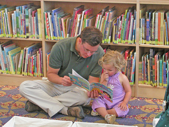 Father and Daughter Read Together Every Day for Nearly 9 Years