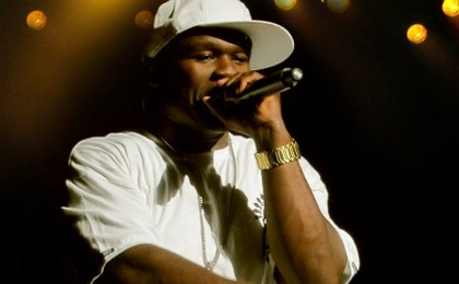 50 Cent to Write Anti-Bullying Young Adult Novel