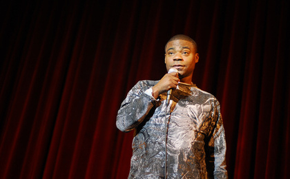 "Tracy Morgan Apologizes By Joking About ""Retarded Kids"""