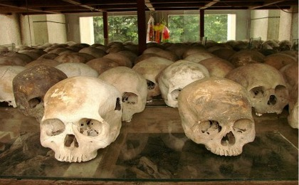 Trial of 4 Khmer Rouge Leaders For Crimes Against Humanity Begins