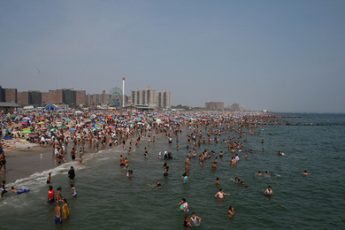 NRDC Study Finds U.S. Beaches More Polluted Than Ever