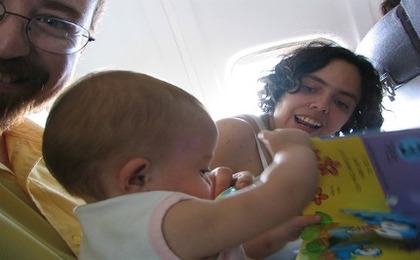 Airline Bans Babies in 1st Class: In Search of Cry-Free Skies