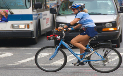 Why Don't Women Want to Bike in New York?