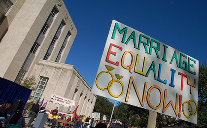 DOJ Files 'Historic' Anti-DOMA Brief