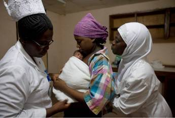 Midwives: The Vital Link To Saving Millions Of Newborns [VIDEO]