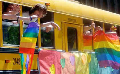 California Passes Gay-Inclusive Education Bill