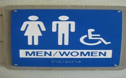 Boys in the Ladies Room: Sometimes OK?