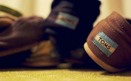 TOMS: No Partnership with Focus on the Family
