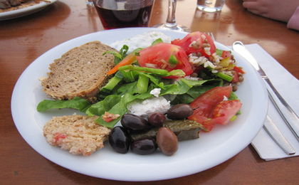 Mediterraneans Abandon Their Traditionally Healthy Diet